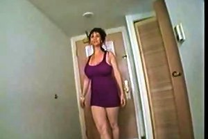 Busty Brunette Chick Fucks In Hot Interracial Porn