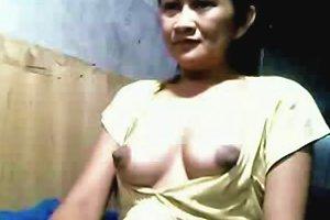 Amazing Big Tits With Chocolate Nipples From Mature Filipina