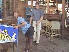 Milf Barkeeper Get Fucked By A Younger Customer Porn Ea
