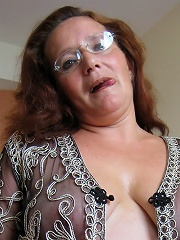 Horny Maria Theresa loves to play with herself all day long