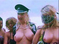 Outdoor Fetish Anal Play Group