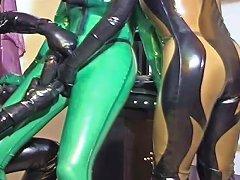 Latex Friends Scene 1 Porn Videos