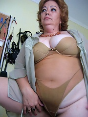Maria loves to show you her luscious body