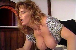 Busty Slut Sucks Gets Fucked And Gives Titjob