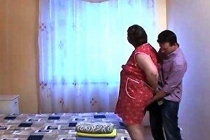 Bbw Granny Maid Love Huge Cock Free Mature Porn Video 77