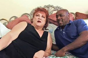 Grandma Gets Pussy Pounded By Big Black Cock Free Porn 1c