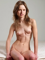 Janina First nudes