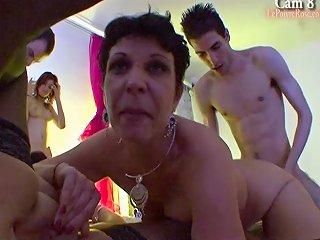 XHAMSTER @ Camera Espion Soiree Privee French Spycam 417 Free Porn 4e