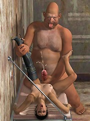 Chained Bluehaired Girl Getting Toyed By Toon Orc^hardcore 3d Fucking Adult Enpire 3d Porn XXX Sex Pics Picture Pictures Gallery Galleries 3d Cartoon