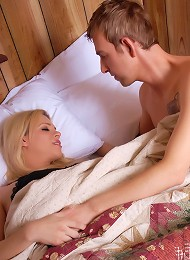 Hot Jesse Banging A Dude In The Bed